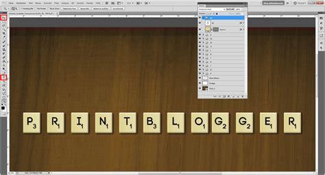 xo scrabble tutorial scrabble text in photoshop erstellen 187 saxoprint