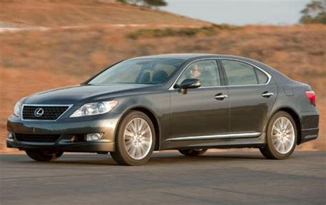 maintenance schedule for 2012 lexus ls 460 openbay