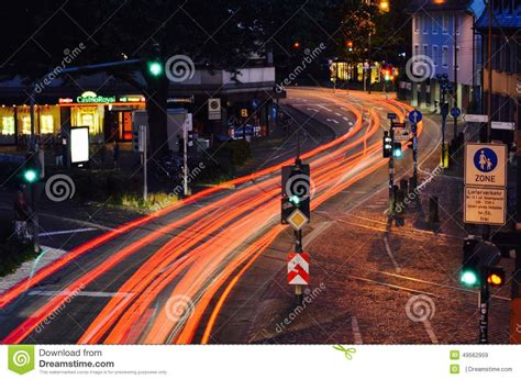 traffic in the city editorial stock image image 49562959