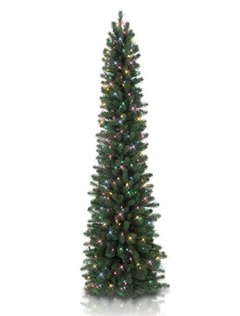 Pencil Tree Clearance - 7 balsam hill sonoma slim pencil artificial
