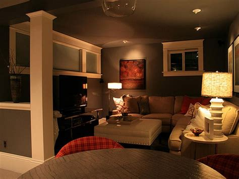 basement living room basement living room ideas consideration elegant