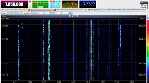 sdr console sdr iq radio definido por softaware rfspace