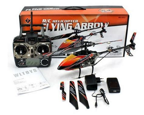 Wl V912 07o Rotor Blades Orange wl v912 rc helicopter and spare parts