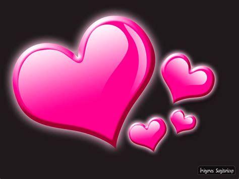 imagenes de corazones love fondo gris con corazones rosas corazones y amor love