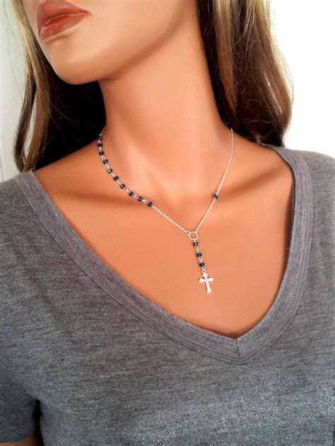 yolanda foster crystals 22 best rosary necklace images on pinterest rosaries