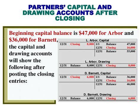 Drawings T Account by Pengantar Akuntansi 2 Ch13 Accounting For Partnership