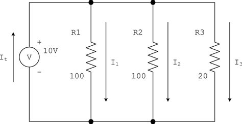 parallel resistor networks essential electronics and ac circuits practical
