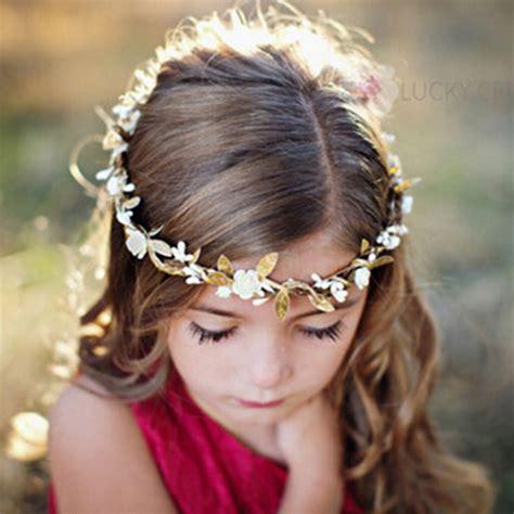 flower headbands baby headbands summer by baby flower crown wreath headband boho floral