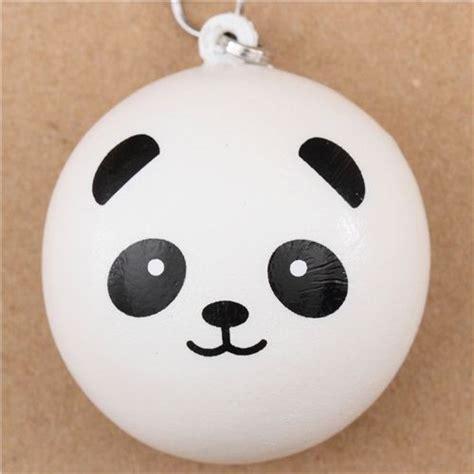 Panda Bun panda bun squishy cellphone charm kawaii animal squishy squishies kawaii shop modes4u
