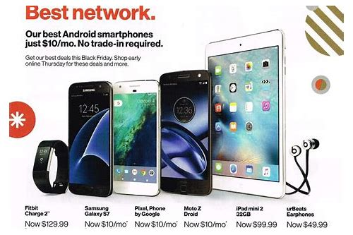 verizon wireless cell phone deals black friday