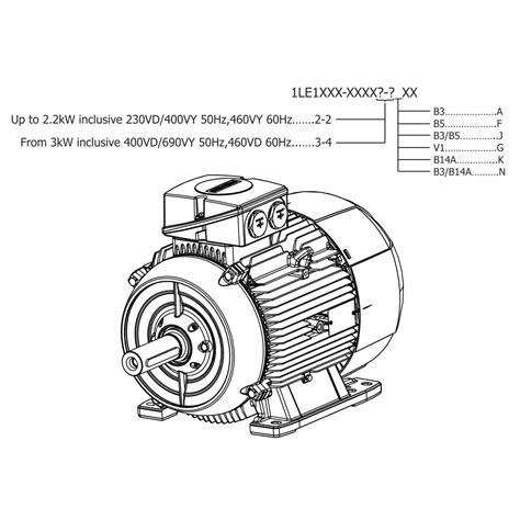 siemens 3 phase motor wiring diagram 36 wiring diagram