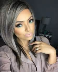 coloring your hair gray 2017 hair color trends fashion trend seeker