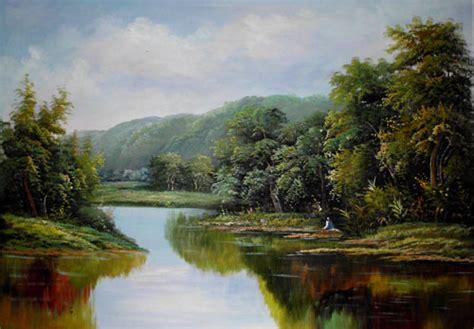 Landscape Paintings Realism Realistic Paintings Landscape Wholesale Landscape