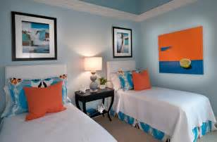 Classy Bedroom Colors - summer color combinations bring home cheerful