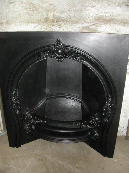 Cast Iron Fireplace Insert Original Cast Iron Fireplace Inserts Adelphi Antiques