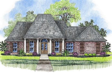acadian house plans with porches beautiful acadian with welcoming porch 14181kb