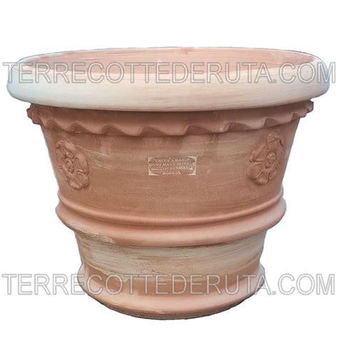 vasi classici vasi classici decorati in terracotta foto fabbrica