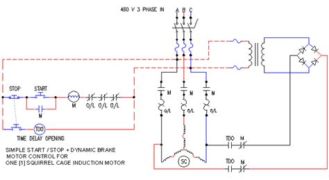 three phase induction motor braking methods dynamic braking for ac induction motor ecn electrical forums