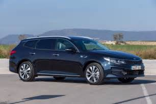 Kia Wagon Kia Optima Sportswagon Takes Cues From Sportspace Concept