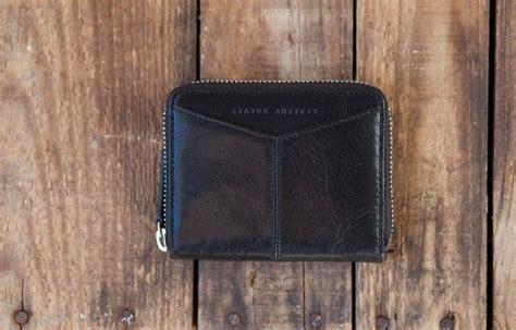 Status Anxiety Darius Wallet Black by Status Anxiety Darius Wallet Black Sa2111 Swish Wallets