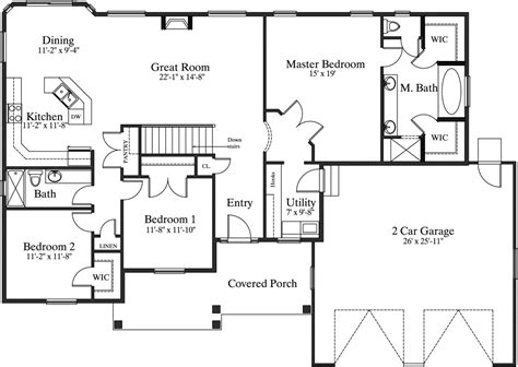 floor plans 2000 square 1800 2000 sq ft needahouseplan