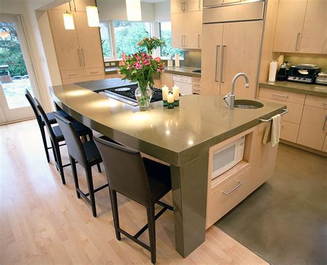 Cheng Design Concrete Countertops by Cheng Design Honors Best In Concrete Countertop Design Competition