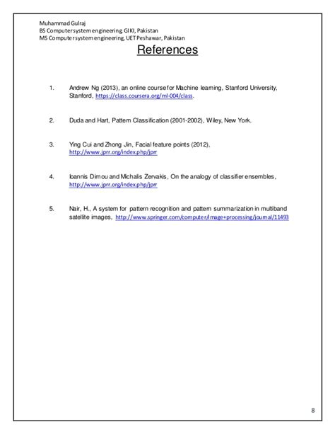pattern recognition and machine learning springer new york pattern recognition 1 gulraj