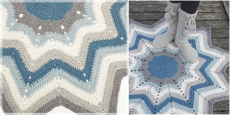 crochet pattern for zig zag rug crochet drops rug with stripes and zig zag pattern