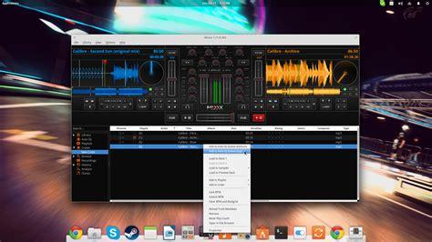 Mixxx Auto Dj how to perform as a dj on ubuntu linux with mixxx