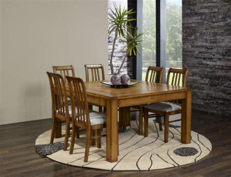 tables contemporaines salle manger meuble en
