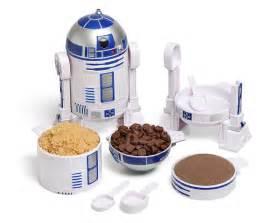 Star Wars R2 D2 Measuring Cup Set   Exclusive   ThinkGeek