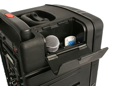 wireless mobile titan wireless portable pa battery powered sound system