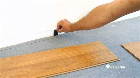 OnFlooring Floating Laminate Flooring UNICLIC   How To