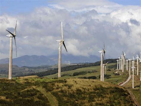 camino eolico eolico tejona genera camino travel