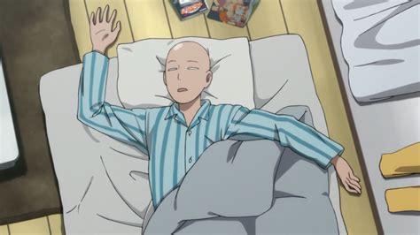 Sleep Mask Karakter One Punch Saitama episode 4 image gallery onepunch wiki fandom powered by wikia