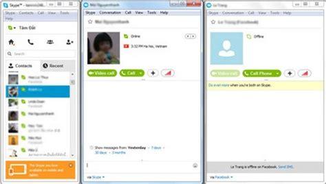 skype live room chat c 225 ch chat nhiều cửa sổ skype tr 234 n m 225 y t 237 nh laptop giống yahoo messen