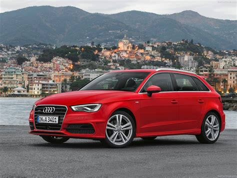 Audi A3 Sportback S Line (2014) picture 7 of 151