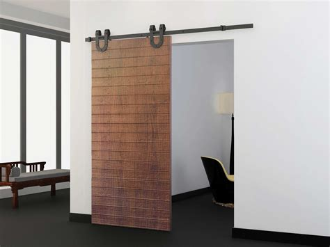 Architectural Products By Outwater S Complete Line Of Interior Barn Door Kit