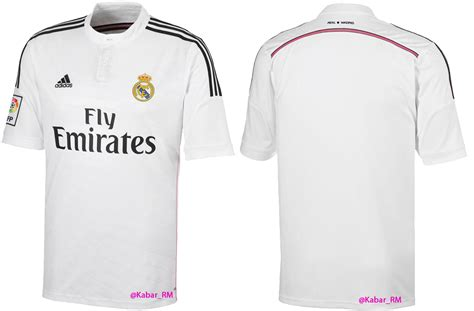 Baju Real Madrid Warna Merah real madrid meliris jesey terbarunya untuk musim 2014 15