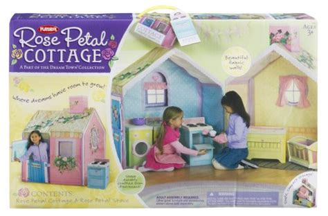 playskool petal cottage playhouse town