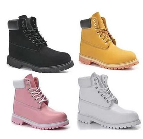 tim boots new top quality genuine leather tim brand