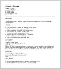technical skills resume example sample resume format