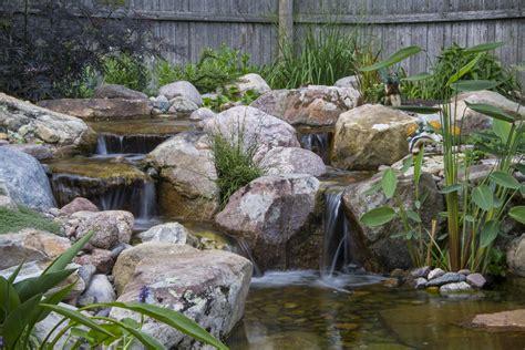 diy outdoor pond waterfall pool design ideas diy backyard pondless waterfall tips for building an