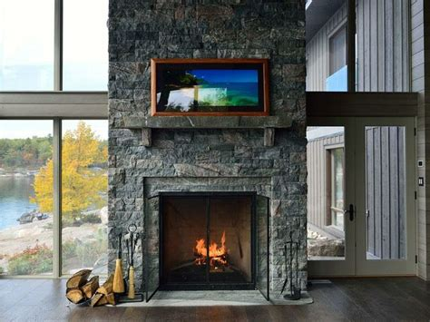 gorgeous thin veneer fireplace fireplace