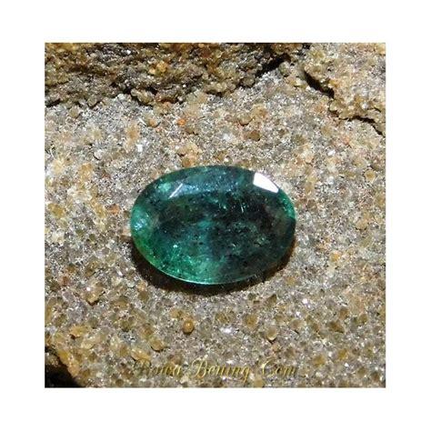 Set Cincin Emas Putih Berlian Imitasi Batu Bulat 2 Mewah Wanita Br128 harga promo batu zamrud oval cut hijau muda bening 2 75 carat