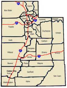 ghost towns map ghost towns of utah