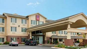 comfort inn boise airport boise hotel rooms