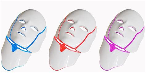 light therapy mask led light therapy mask