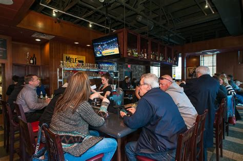 high tops bar and grill our bar area has booth seating high top tables and a