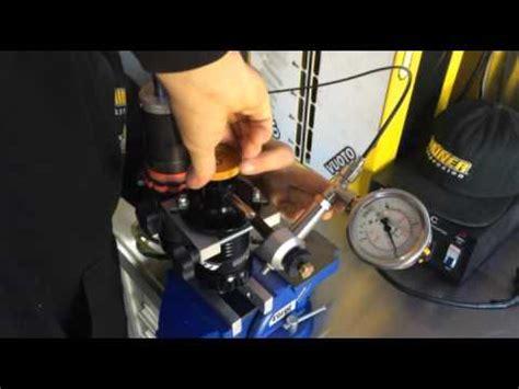 Kenmaster Tool Kit N2 wp nitrogen charging tool
